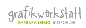 BueroB  Grafikwerkstatt und Fotografie Logo